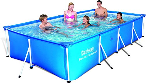 Bestway Frame Pool Family Splash - Steel Pro 400x211x81 cm