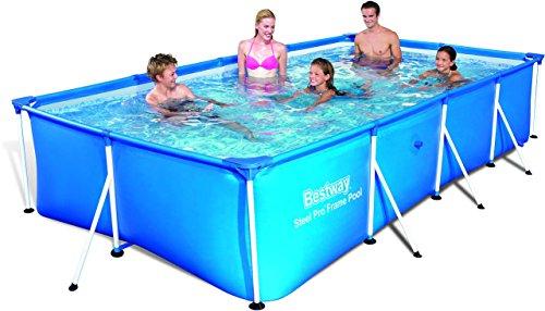 Bestway Frame Pool Family Splash - Steel Pro 400x211x81 cm