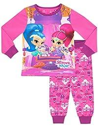 Shimmer & Shine - Pijama para Niñas - Shimmer y Shine