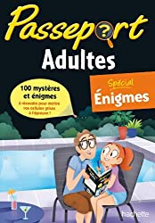 Passeport Adultes - Spécial Enigmes