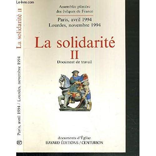 La solidarité (Documents d'Église)