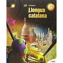 Llengua catalana 6è Primària Superpixèpolis LA (Projecte Superpixèpolis) - 9788447929450
