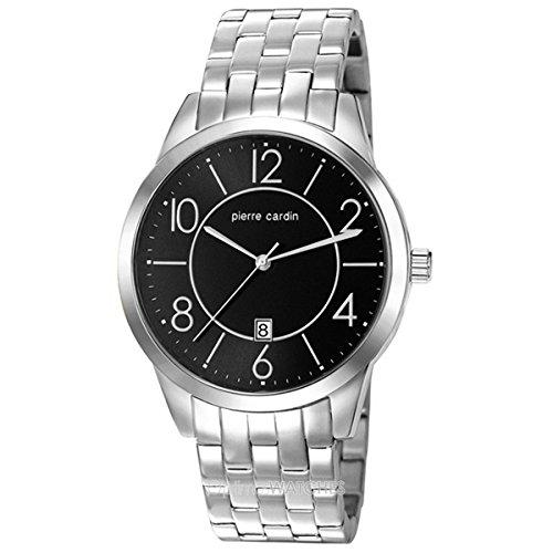Pierre Cardin Men's Watch Wristwatch Stainless Steel PC106921°F05