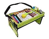 Autositz Travel Tray für Kleinkinder Baby von YOOSUN, Autositz Travel Play Tray, Kinder Aktivität Organizer Tray, Lap Desk oder Snack-Tray