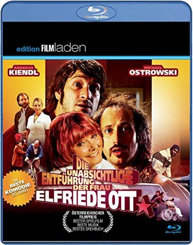 Die unabsichtliche Entführung der Frau Elfriede Ott [Blu-ray]