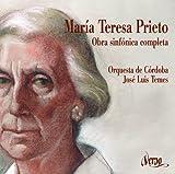 Maria Teresa Prieto ; oeuvres orchestrales