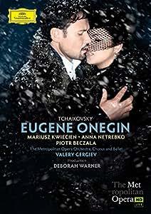 Eugene Onegin: Metropolitan Opera (Gergiev) [DVD] [2014] [NTSC]
