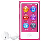 16GB iPod - MP4 - Pink - Digital - Aluminium - Flash-media - 16 GB MKMV2PL/A
