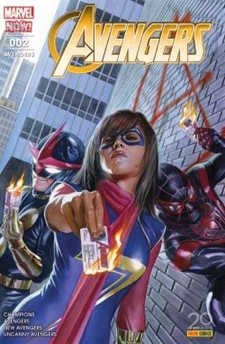 Avengers nº2 par Collectif