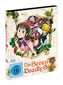 The Seven Deadly Sins - Blu-ray 2 - Episoden 7-12