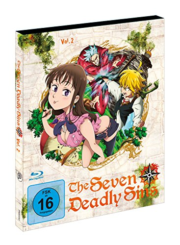 The Seven Deadly Sins Staffel 2 Revival Of The Commandments