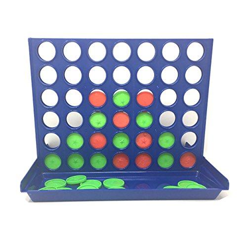 laeto toys games vier gewinnt spiel mit spielbrett und einzelteilen f r kinder oder erwachsene. Black Bedroom Furniture Sets. Home Design Ideas