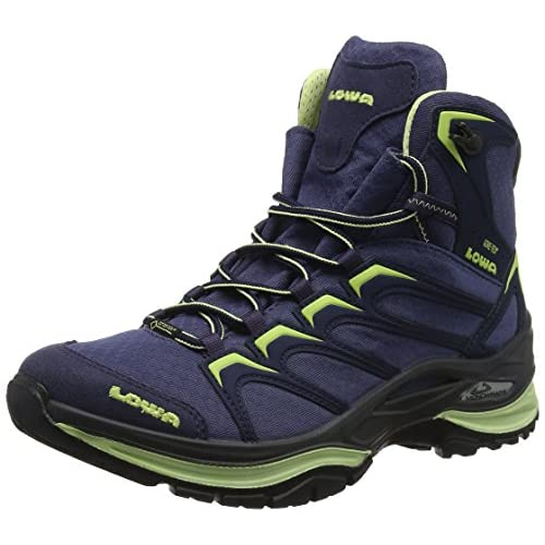 51DPyyFt nL. SS500  - Lowa Women's Innox GTX Mid W High Rise Hiking Boots