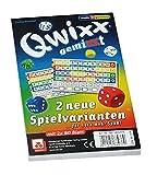 Unbekannt NSV - 4033 - QWIXX GEMIXXT- neue Spielvarianten, 2-er Set Blöcke, Würfelspiel