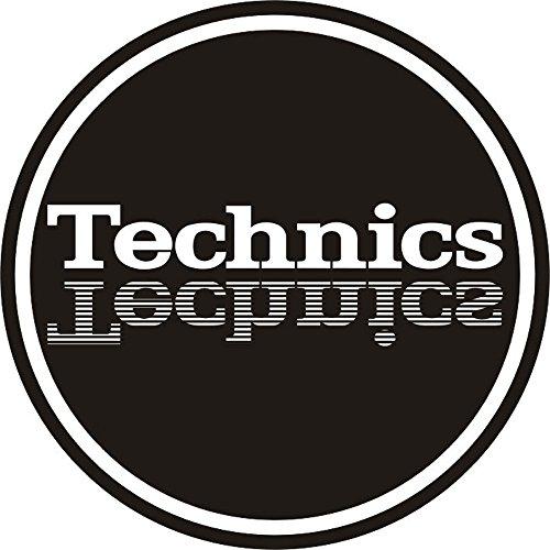 Technics 60647specchio logo design Slipmat