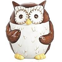 Ganz Woodsy Owl Candy Jar Kitchen Storage Container by Ganz