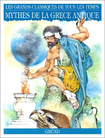 Mythes de la Grèce antique par Eduard Petiska