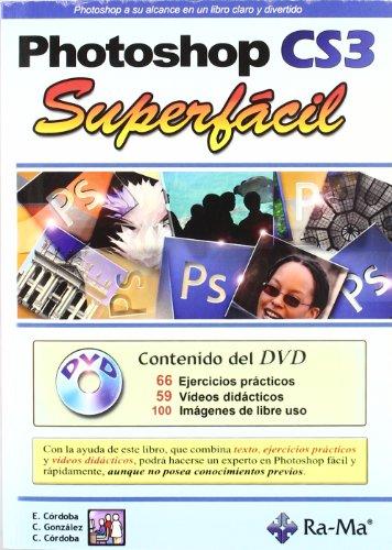 Photoshop CS3 Superfacil por Carmen Córdoba González