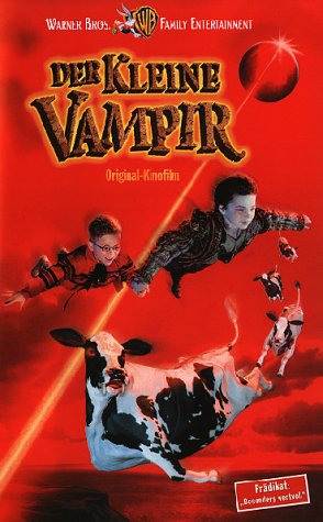 Der kleine Vampir - Der Original-Kinofilm [VHS]