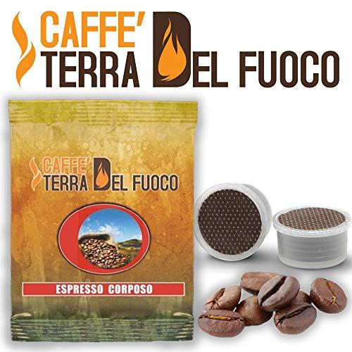 200 Capsule Caffè Espresso Corposo Compatibile Lavazza Espresso Point Caffè Terra Del Fuoco