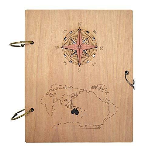 Giftgarden Álbum Fotos Viaje Columbus 10x15cm Libro