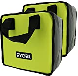 2 Ryobi Tool Bags / Cases; Use for Your 18v One+ Tools by Ryobi
