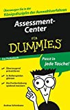 Image de Assessment-Center für Dummies Das Pocketbuch