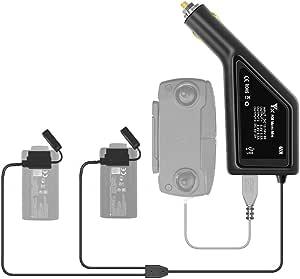Penivo 3 In 1 Auto Ladegerät Für Dji Mavic Mini Drohne Kamera
