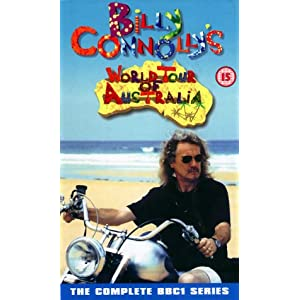 Billy Connolly's World Tour Of Australia [VHS]
