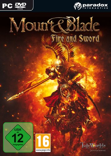 Mount + Blade: Fire and Sword