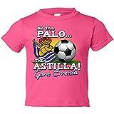 Camiseta niño de tal palo tal astilla Gora Erreala Real Sociedad