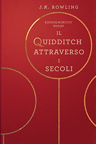 Il Quidditch Attraverso I Secoli (Hogwarts Library books) - Media Scope