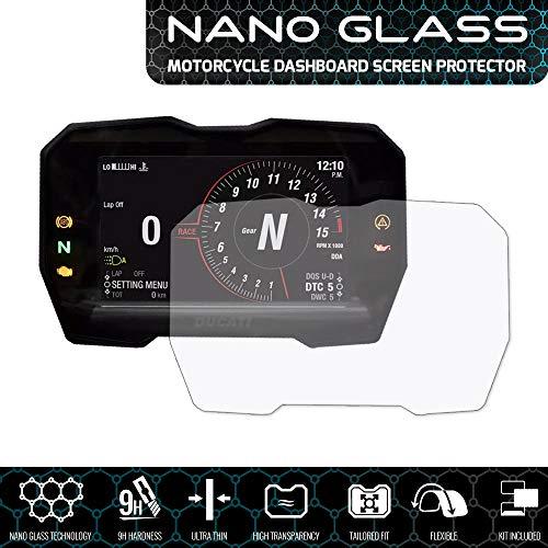 Speedo Angels Nano Glass Protecteur d'écran pour PANIGALE V4 (2018+)