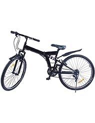 Autovictoria Bicicleta de montaña plegable (6 velocidades)