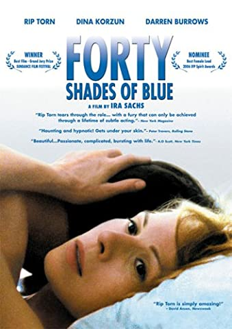 Forty Shades of Blue [Import USA Zone 1]
