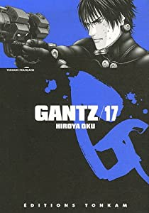 Gantz Edition simple Tome 17