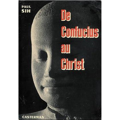 De confucius au christ
