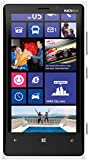 Nokia Lumia 920 Smartphone (11,4 cm (4,5 Zoll) WXGA HD IPS LCD Touchscreen, 8 Megapixel Kamera, 1,5 GHz Dual-Core-Prozessor, NFC, LTE-fähig, Windows Phone 8) gloss white