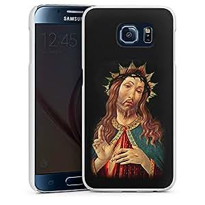 Samsung Galaxy S6 Housse Étui Protection Coque Ecce Homo Jésus Christ