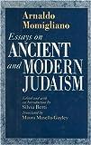 Essays on Ancient & Modern Judaism (Series; 1)