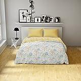 Spaces Essentials Cotton Double Dohar - Yellow