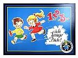 SPIKA Spiele 190094 – 1,2,3... Ich fange Dich!