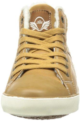 Lico Pamela, Sneaker a collo alto bambina marrone (Braun (Hellbraun))