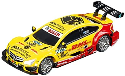 "Carrera - Coche GO 143 AMG Mercedes C-Coupe DTM ""D. Coulthard, No.19"", escala 1:43 (20061275) por Carrera"