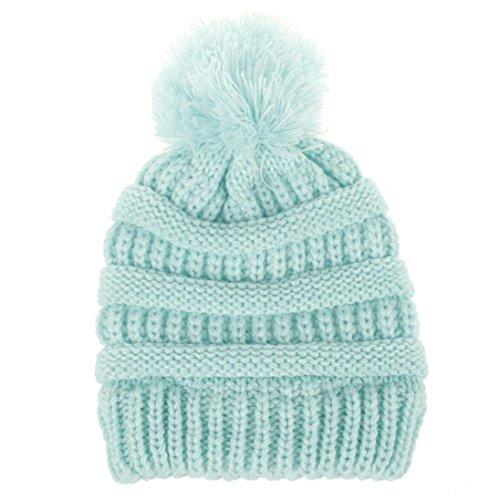 Recién nacido linda moda mantener calientes sombreros