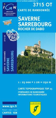 Saverne/Sarrebourg/Rocher De Dabo
