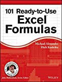 101 Ready-To-Use Excel Formulas (MISL-WILEY)