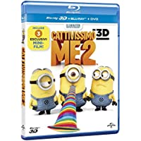 Cattivissimo Me 2 (3D) (Blu-Ray 3D+Blu-Ray);Despicable Me 2