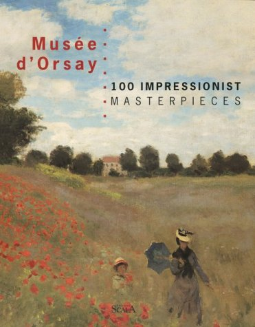 100 impressionist masterpieces. Edition anglaise