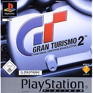 Gran Turismo 2 – Platinum